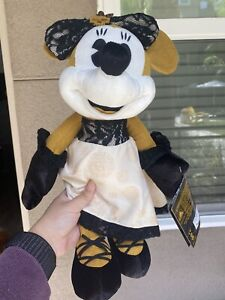 Minnie Mouse Main Attraction Pirates Caribbean Plush February 2020 - Brand New