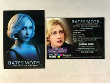 CHEAP PROMO CARD: Bates Motel Season 2 Breygent PHILLY ONE SHIP FEE PER ORDER