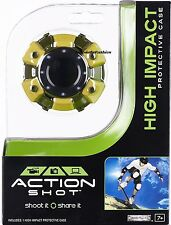 Action Shot Camera Cases Impact Protective Case - Waterproof Video Viewer Green
