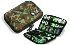 New Electronic Accessories Travel Bag Nylon Mens Travel Organizer Camouflage