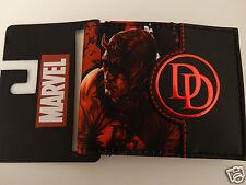 Daredevil Logo Marvel Comics Bifold Wallet Nwt