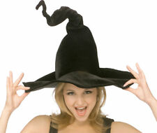 Morris Costumes Women's Great Finishing Touch Witch Hat Black One Size. RU49351