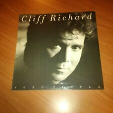 LP CLIFF RICHARD SOME PEOPLE EMI 64 7920651   SIGILLATO ITALY PS 1989 MCZ