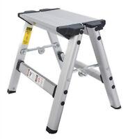 Xtend+Climb TNA-1 Home Series Aluminum Step Stool, Aluminum, 225 Lbs