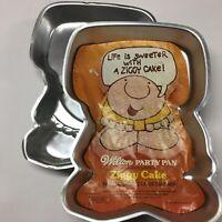 Wilton Ziggy Cake Pan
