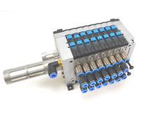 Festo Ventilinsel CPV14-GE-MP-8 (18265)+CPV-14-VI (18210)+187846+161361+161362
