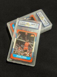 1996-97 Fleer Michael Jordan Ultra Decade Of Excellence #U4 Rookie WCG 10 Gem MT