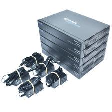 (Lot of 5) Netgear CG3000DCR Advanced DOCSIS 3.0 Cable Modem Gateway 4-Ports