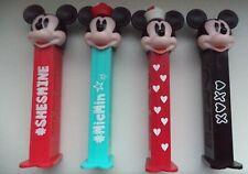 Europe Pez Set 2021 Mickey / Minnies Mint loose