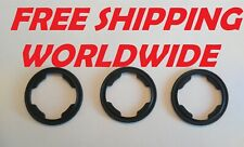 3x new GENUINE Toyota FJ40 FJ60 gasket door cylinder seal OEM