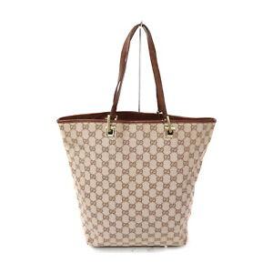 Gucci Tote Bag  Browns Canvas 2000525