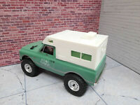 Truck Bed Camper Model 1/24 scale SCX24  3d printed RC prop USA