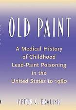 Old Paint: A Medical History of Childhood Lead-Paint Poisoning in the United Sta