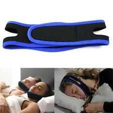 Anti Snore Chin Straps Stop Snoring Apnea Jaw Belt Sleeping Snoring Solution US