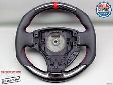 Aston Martin DB9 DBS Vantage V8 Red Ring Napa Alcantara Carbon Steering Wheel V2