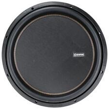 """Memphis Audio M615D4 15"""" M6 Series Dual 4-Ohm Car Audio Subwoofer DVC Sub NEW"""