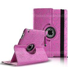 Diamond Leather Case Polka Cover For Apple IPad 2 3 4 IPad Mini IPad Air 5 6