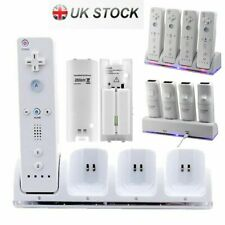 Batterie ricaricabili  per Wii Remote Controller & Charger Dock Station