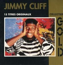 "Jimmy CLIFF ""Gold"" (CD) 1990 Reggae night, Love is all"