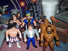 WWF WWE CREATE ANY CUSTOM HASBRO WRESTLING FIGURE YOU WANT!!!!