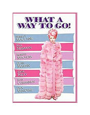 What a Way to Go (DVD, 2005)