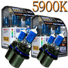 9004 80W/100W HID XENON HALOGEN HEADLIGHT BULBS 2-SETS
