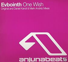 "Evbointh ""One Wish"" * ANJ084 / Original Mix, Daniel Kandi & Mark Andrèz Remix"