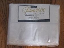 1000 Thread Count Cotton  King Sheet Set - White