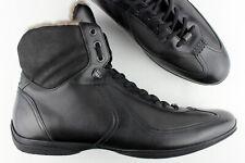 SANTONI Luxus Herrenschuhe / AMG Sneaker Größe 43,5 / 9,5 - NEU