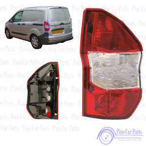 Tail Light Lamp Rear Left LH Nearside Fit Ford Transit Courier 2014 Onw 1841017