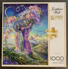 New Buffalo Games Josephine Wall Aquarius Glitter 1000 piece Jigsaw Puzzle