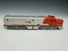 "HO Scale Athern Santa Fe Diesel locomotive with ""dummy"" power unit"
