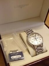 LONGINES Olympic Master Chronograph Wristwatch + Date - 37J - L2 650 4 RRP €2110