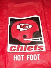 Kansas City Chiefs Standard Oil windbreaker bag apparel collectible vintage RARE