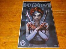 Coyotes #1 Cover A 1st Print Image Comics Sean Lewis nm@