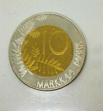Finland 10 Markkaa 1994 UNC