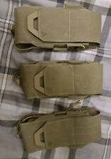More details for direct action spitfire 3x adaptive green 556 pouches uksf gsg9