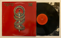 Toto - Toto IV - 1983 US 1st Press (NM) Africa Rosanna Ultrasonic Clean