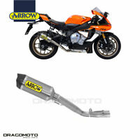 YAMAHA YZF 1000 R1 2015 2016 Full exhaust ARROW RACE-TECH Titanium RC CC