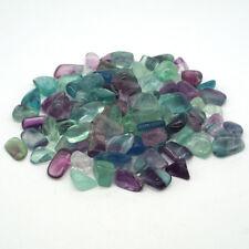 1/2lb Natural Fluorite Bulk Tumbled Stone Minerals Reiki Crystal Healing Decor