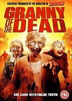 Granny Of The Dead DVD Nuovo DVD (MBF155)