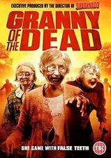 Granny de the Dead DVD NOUVEAU DVD (mbf155)