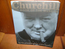 Churchill : By His Granddaughter, Celia Sandys (2014, Paperback) Signed