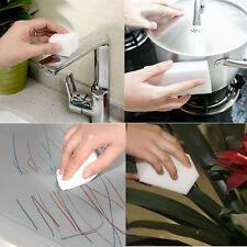 10PCS Magic Sponge Eraser Multi-functional Cleaning Melamine Cleaner Pad Foam
