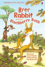 Very Good 0746096704 Hardcover Brer Rabbit and the Blackberry Bush (First Readin
