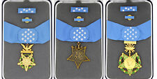 US ORDER BADGE WW2,Army, Navy, Air force, Current Versions OF MEDAL HONOR RARE!!