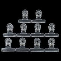 10PCS Rusian C Curve Nail Pinching Clips Multi Function Tool Acrylic Nails Set