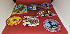 Vintage Royal Rangers Lot / Northwest District/Seattle/Pow Wow (7) patches