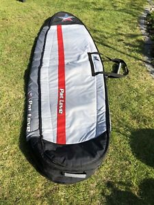 Windsurf board bag. Pat Love 260cm travel bag.