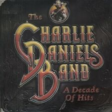 Charlie Daniels Band, The – A Decade Of Hits - LP Epic FE 38795 OVP